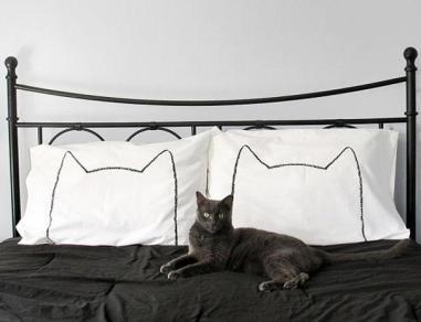 Mačja posteljnina