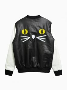 Mačji bomber jakna