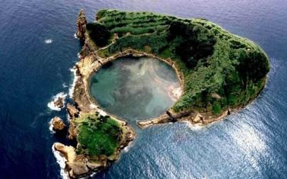 Otok Vila Franco do Campo