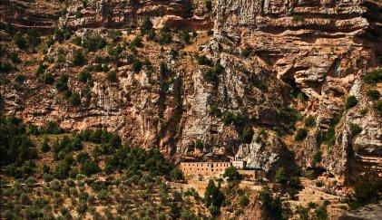 17. Dolina Quadisha - Libanon