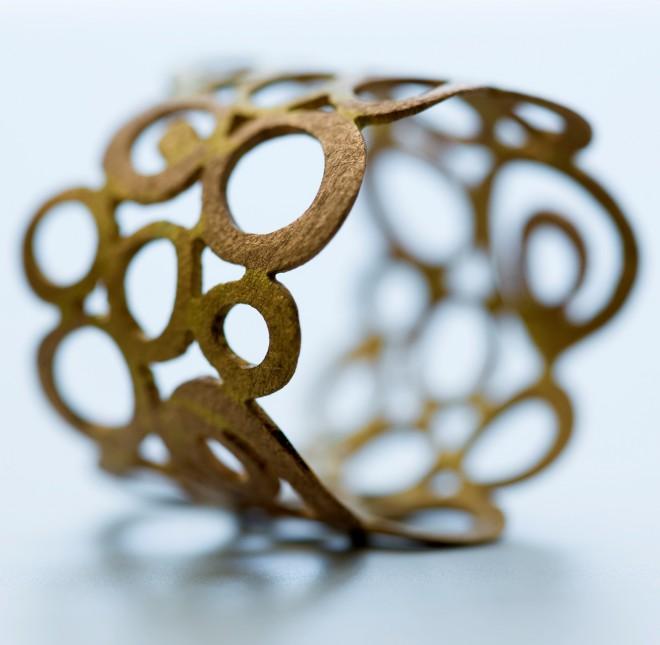 Izdelki zlatarske hiše Zolotas spominjajo na antični nakit.