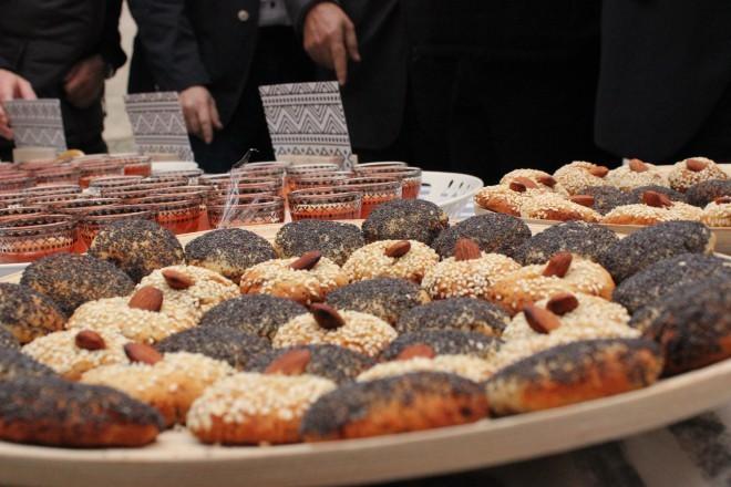 Okusne jedi sveta kot orodje raznolikih dediščin za grajenje odprte medkulturne družbe.  Foto: Arhiv Skuhna.