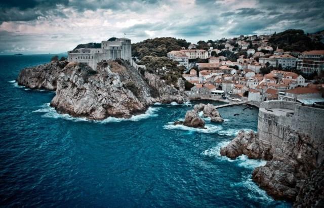 Dubrovnik, Hrvaška.