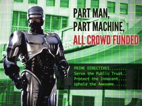 ''Detroit potrebuje kip RoboCopa!''