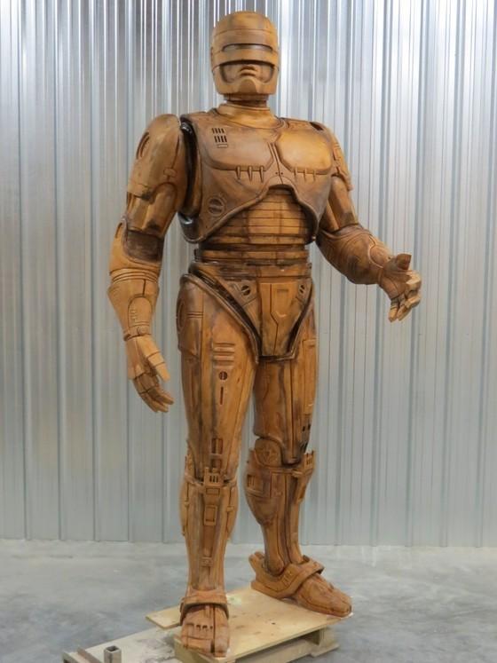 Kip RoboCopa še v delu