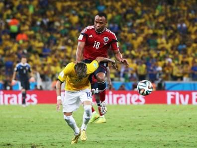 Brutalen prekršek Zúñige nad Neymarjem je Kolumbijcu na kariero prilepil velikansko črno piko in ga upravičeno uvrstil med največje podleže tega prvenstva. Povrh pa si je v Braziliji prislužil še status sovražnika številka 1.