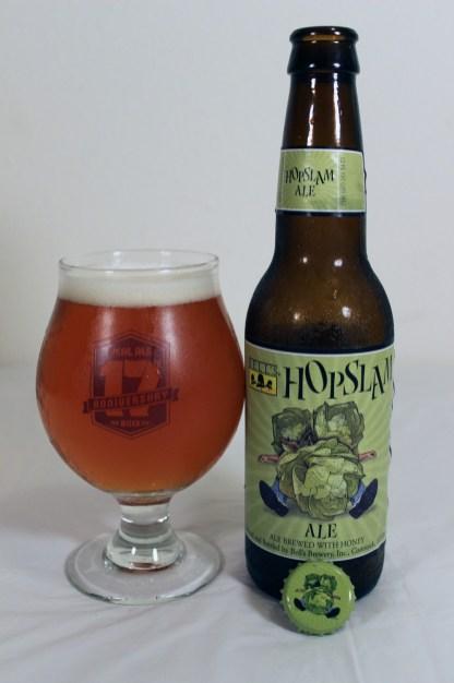 18. Bell's - Hopslam Ale. To je svetlo pivo, ki pa prav tako prihaja iz zvezne države Michigan v ZDA. Ocena: 4.229/5