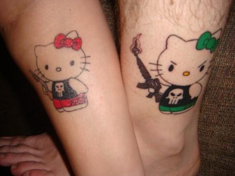 hello-kitty-punisher-tattoo
