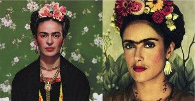 Frida Kahlo - Salma Hayek