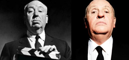 Alfred Hitchcock - Anthony Hopkins