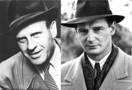 Oskar Schindler - Liam Neeson