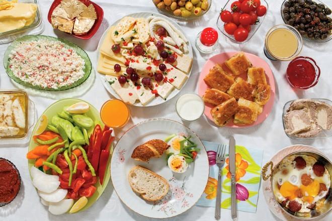 Dogin zajtrk