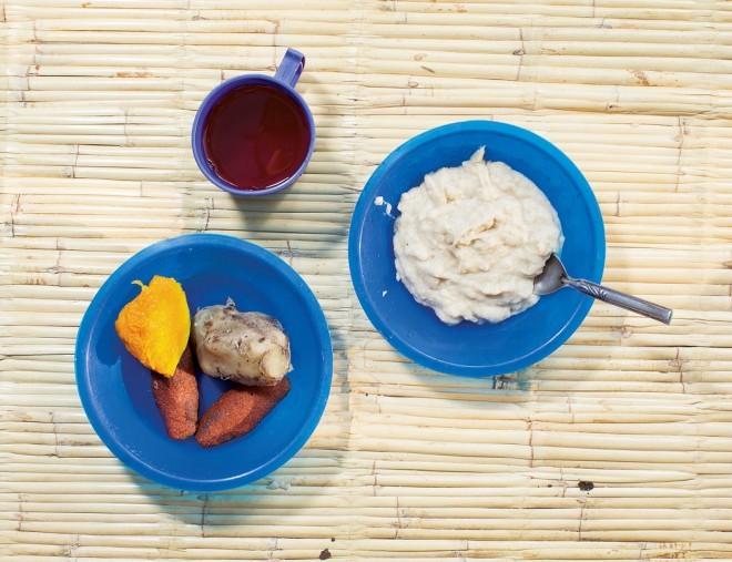 Emilyjin zajtrk