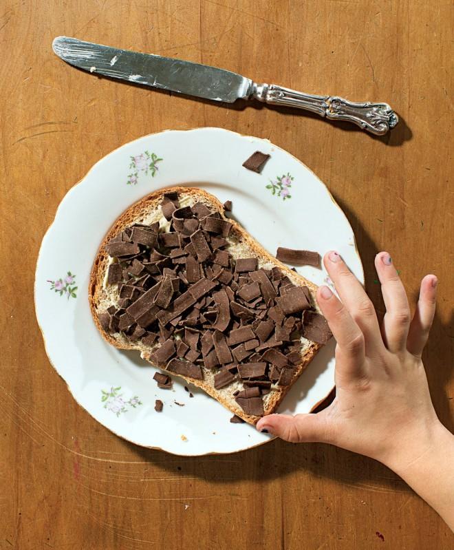 Čokoladne mrvice