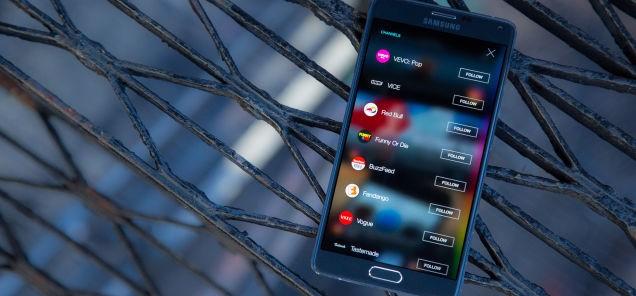 Bom Samsungu z Milk Videom padla sekirca v med?