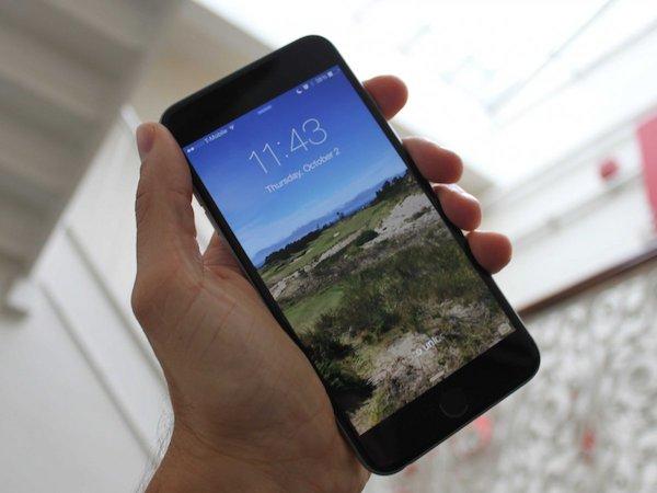Podobnost z iPhonom 6 je zgolj in samo v izgledu.