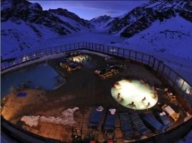 Ski Portillo — Čile