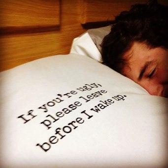 Blazina za tiste, ki gredo v posteljo z desetko in se ponavadi zbudijo z dvojko.