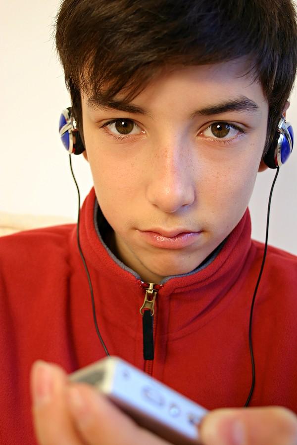 Slušalke so neko obdobje fantov najboljši prijatelj.