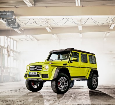 Mercedes-Benz G 500 4×4²
