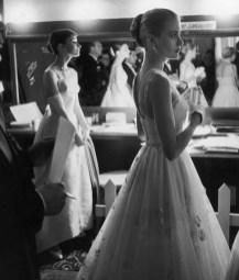 Audrey Hepburn in Grace Kelly