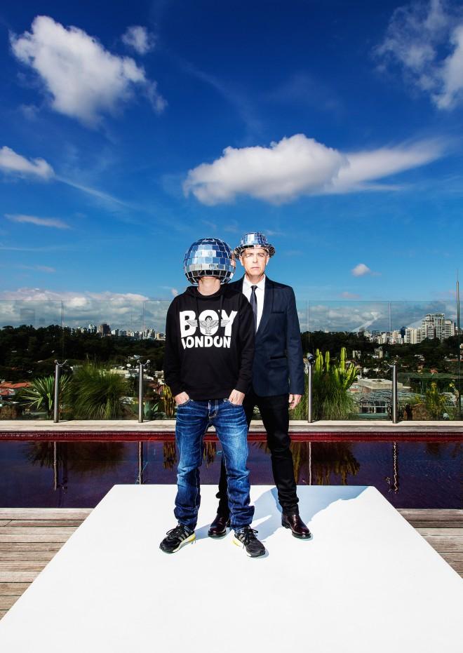 V Ljubljano prihaja Flow Festival in z njim tudi Pet Shop Boys