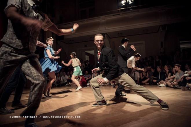 Ljubljana se bo spet gugala v ritmih swinga! (foto: Klemen Razinger /www.fotokolektiv.com)
