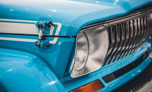 Jeep Chief je koncept, ki se zgleduje po svojih prednikih.
