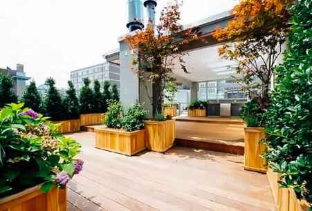 Bivši penthouse vnuka Pabla Picassa v Greenwich Village, New York
