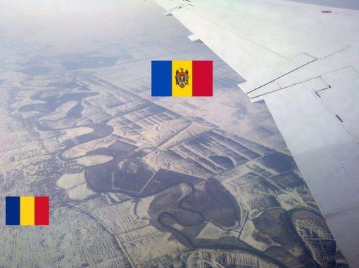 Reka Prut med Moldavijo in Romunijo