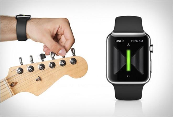 Kitaro lahko po novem uglasite tudi s pametno uro Apple Watch.