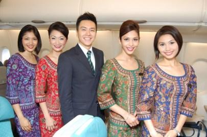 4. Singapore Airlines