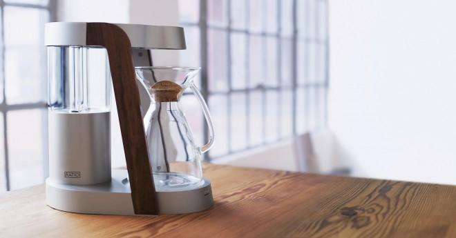 Ratio Coffee je vse prej kot le preprosta naprava za kavo.