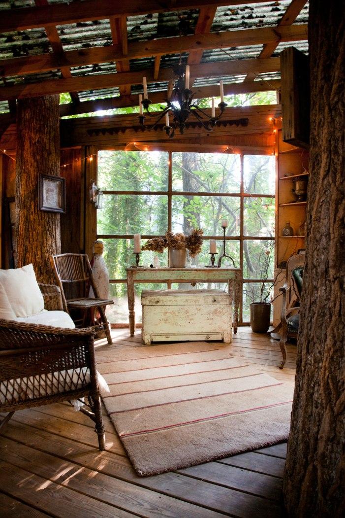 Hišica na drevesu v ZDA