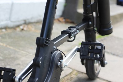 Električno kolo A-Bike Electric