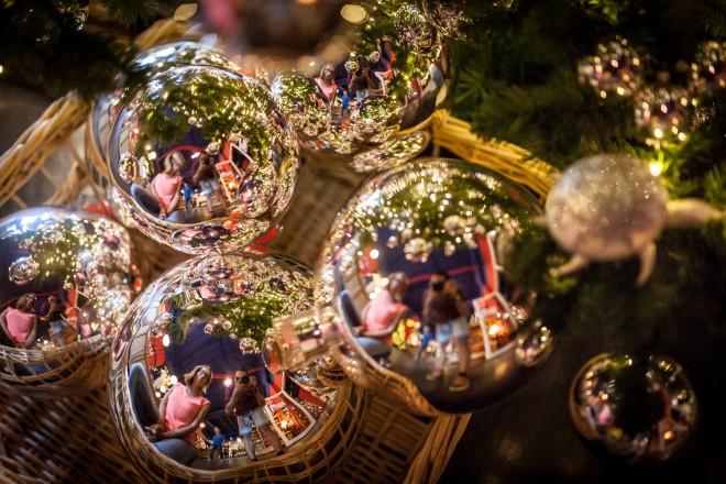 Mesto, kjer je božič vsak dan v letu