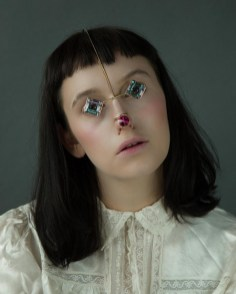 Nakit za obraz Akiko Shinzato