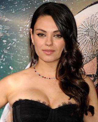 17. Mila Kunis - 6,5 milijona ameriških dolarjev
