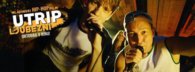 Film Utrip ljubezni bo filmska platna napadel oktobra.