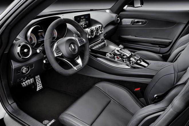 Mercedes-AMG GT S je Brabus od glave do pet.