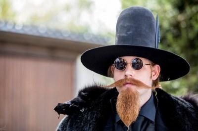 To so najlepši in najbolj nenavadni brki in brade na svetu