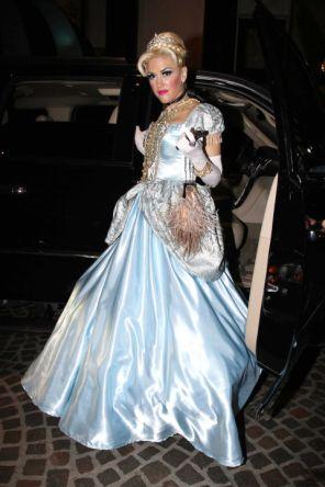 Gwen Stefani kot Pepelka
