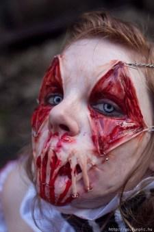 Grozljive maske za Halloween