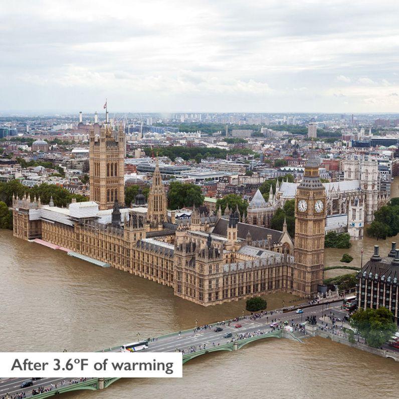 Prej: London, Anglija
