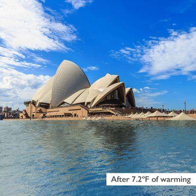 Potem: Sydney, Avstralija