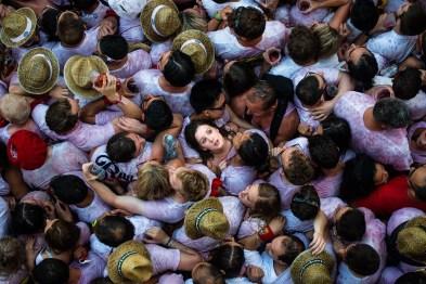 David Ramos, Getty Images: Pamplona, Španija