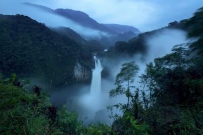 Ivan Kashinsky, The New York Times/Redux: Slapovi San Rafael, Ekvador