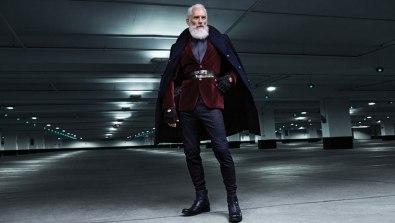 Paul Mason je najbolj modni Božiček na svetu