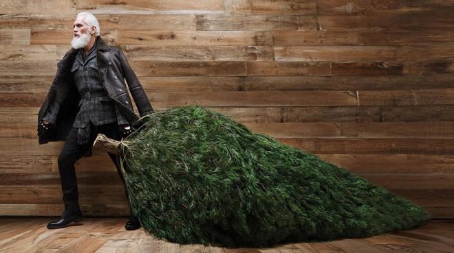 Paul Mason je Božiček kot ga še ne poznate.