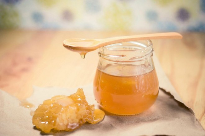 Hrana za energijo: Med